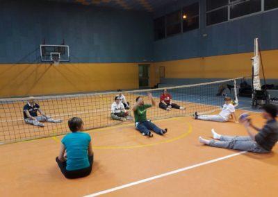 Palestra gruppo sitting volley 4