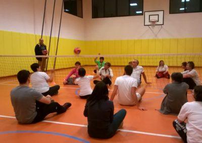 Sitting Volley Mercoledì Fiorano al Serio